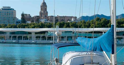 Boat Trip Malaga by M 225 Laga Boat Trip Lunch Or Dinner In The Port