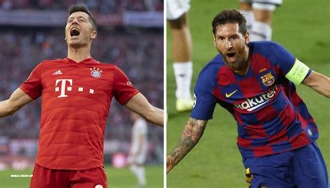 Full stats of both players in all time. Robert Lewandowski has succeeded Lionel Messi as the best ...