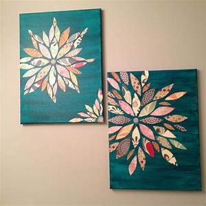 16, Super, Easy, Diy, Wall, Decor, Tutorials, That, You, Can, Do, For