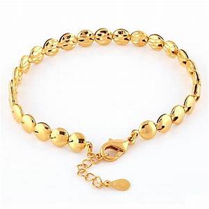 The gallery for --> Gold Chain Bracelets For Women Designs