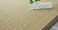 Tapis Sisal Sur Mesure : tapis sur mesure laine shaggy coco sisal jonc de mer moquette vinyle ~ Teatrodelosmanantiales.com Idées de Décoration