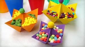 Deco Bonbon Anniversaire : les sali res un bricolage facile faire avec les enfants grandir avec nathan ~ Melissatoandfro.com Idées de Décoration