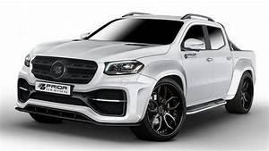 Classe X Mercedes : prior design classe x pd400 et pd500 ~ Mglfilm.com Idées de Décoration