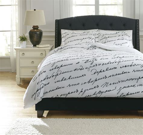 duvet sets king amantipoint white and gray king duvet cover set from 3491