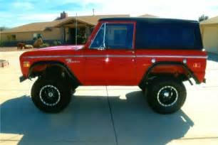 1971 Ford Bronco 2 Door 180738