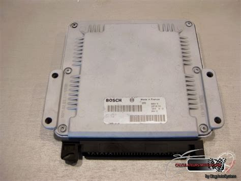 calculateur moteur bosch edc15c2 4 1 peugeot citroen 2