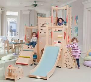 Klettern Im Kinderzimmer : indoorspielplatz erstaunliche ideen zur inspiration ~ Michelbontemps.com Haus und Dekorationen