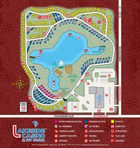 Rv Park  Lakeside Casino & Rv Park