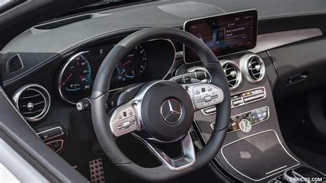 mercedes c 2019 interior 2019 mercedes c class c300 cabrio color