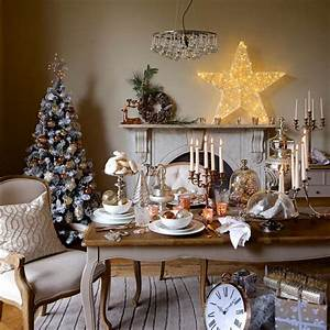 Dcoration De Table De Nol Pour Une Atmosphre Magique