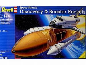 Revell 1/144 Space Shuttle Discovery - Plastic Models