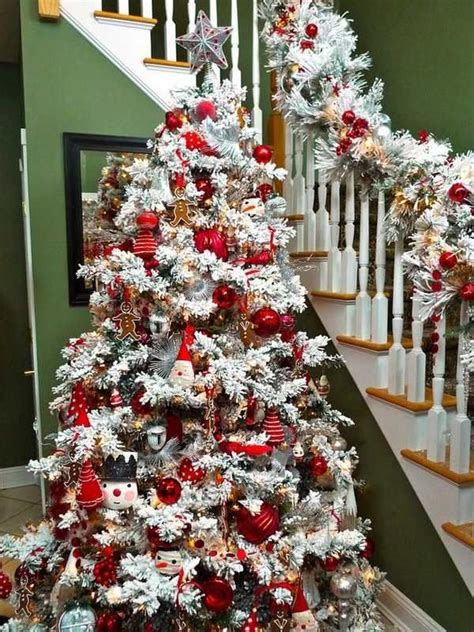 snow flocked christmas tree vickerman flocked utica 75