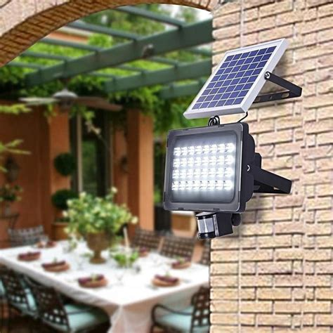 lm powerful outdoor solar floodlight  shipping