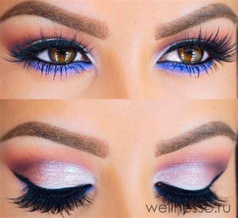 Идеи макияжа для карих глаз — от повседневного до вечернего 50 фото . макияж для карих глаз макияж и фото макияж