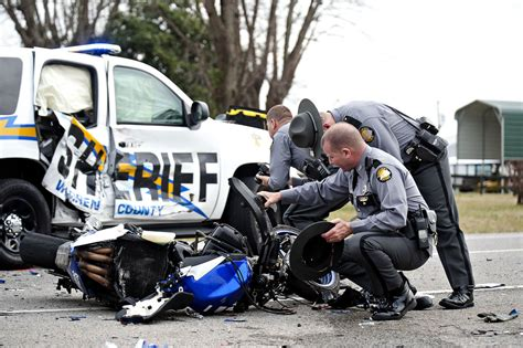 Motorcycle Driver Dies After Police Pursuit Ends In Crash