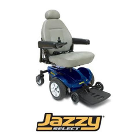 Jazzy Select Power Chair Weight by Ashwood Pride Products