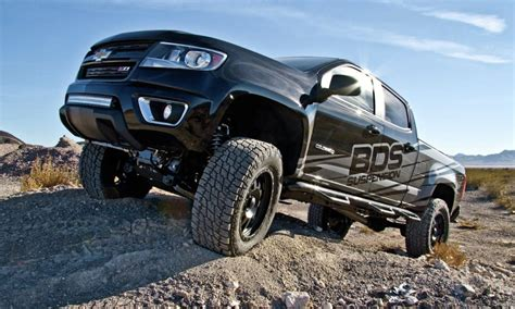 bds suspension chevy colorado shake  chevytv