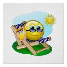 summer vacation emoticon emoticon smileys  emojis