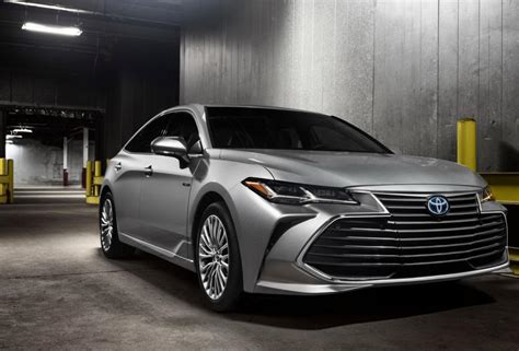 2019 Toyota Avalon Redesign, Price, Release Date, Spy