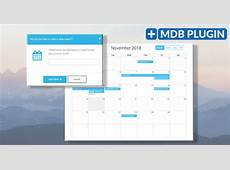 Extended MDB Pro + All Plugins 50% off! jQuery version