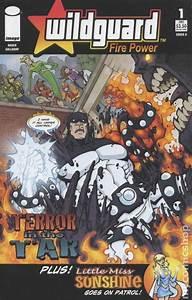 Wildguard, Fire, Power, 2004, Comic, Books