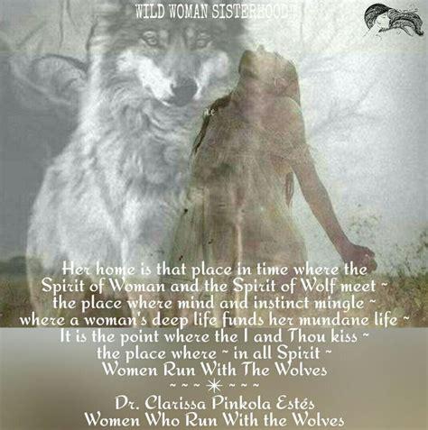 images  women  run   wolves