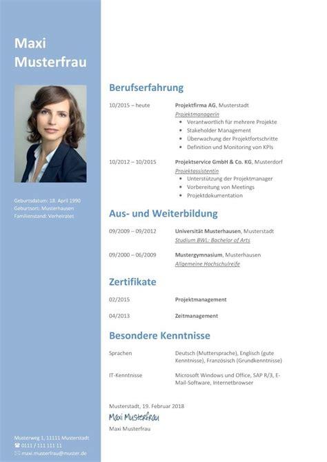 Tabellarischer Lebenslauf Kostenlos by Kostenlose Lebenslauf Muster Und Vorlagen F 252 R Deine