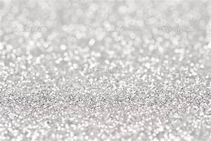 Silver Glitter Background - PowerPoint Backgrounds for ...