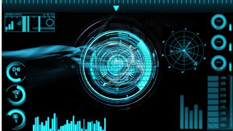 Animated Technology Wallpaper - wallpaper futuristic technology 183