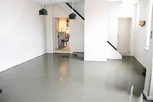 j39ai teste pour vous une alternative au beton cire peu With prix sous sol maison 8 prix m2 du beton cire