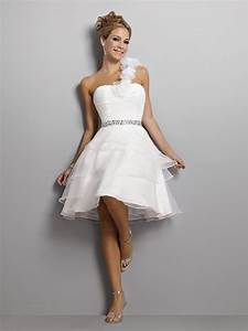 lovely short dresses for the bride39s comfort godfather style With simple short wedding dresses