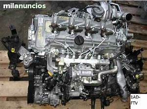 Motor Toyota Avensis 2  0 D4d 1ad