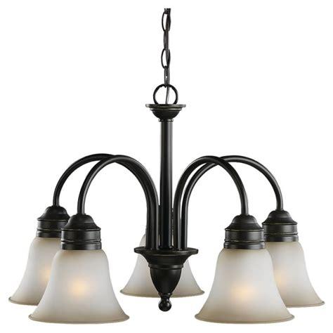 light fixtures at walmart sea gull lighting 31851 782 heirloom bronze five light