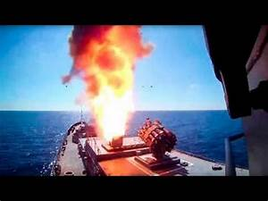 Russian warships fire cruise missiles at ISIS targets ...