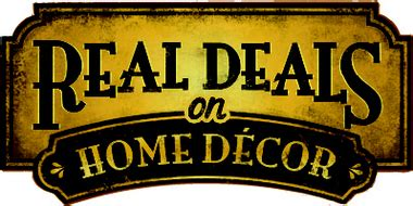 Real Deals Home Decor Franchise Cost & Opportunities 2018
