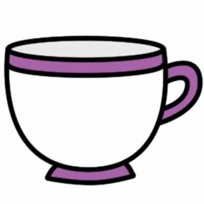 Cup Clipart Clip Cups Cliparts Tea Coffee