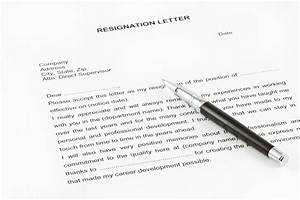 resignation letter format useful templates write letter With best pens for letter writing