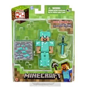 Minecraft Steve with Diamond Armor