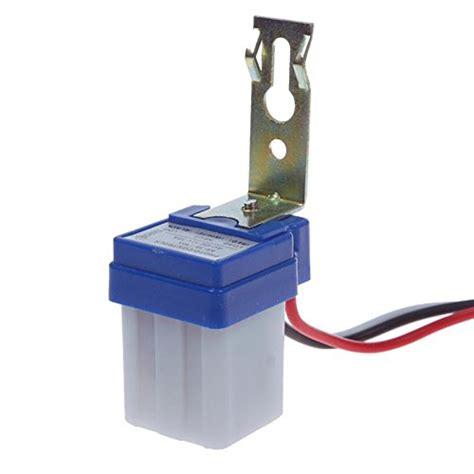 ac dc 12v 10a auto photocell light switch photoswitch light sensor switch for solar ls