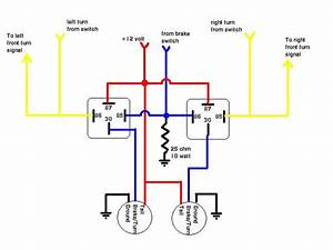 From Your Wiring Diagram  You Should Splice A Wire From
