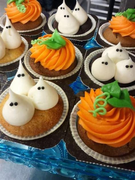 Creepy Halloween Cupcake Ideas  4 Ur Break Family