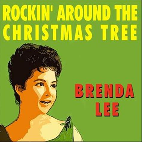 rockin around the christmas tre brenda lee mp3