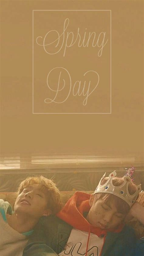 bts spring day teaser wallpaper bts spring day