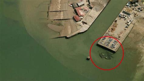strangest     google maps slapped ham