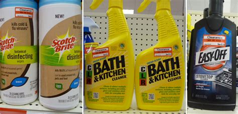 Clr Bathroom Cleaner Target by The Clearance Finds This Week At Target