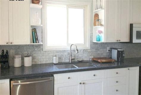 grey kitchen backsplash ideas  leave  awestruck