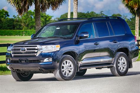 4wd Suvs by 2016 Toyota Land Cruiser 4wd Suv Elias