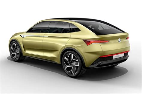 Skoda Vision E Concept  Pictures  Auto Express