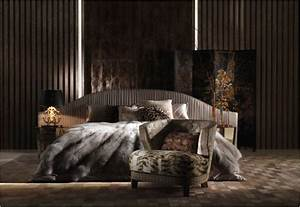 Roberto Cavalli Home : arise refreshed in the sharpei bed from the roberto cavalli home interior 39 s iconic collection ~ Sanjose-hotels-ca.com Haus und Dekorationen