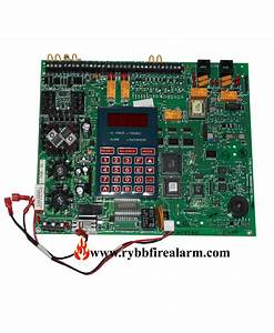 Fire-lite Ms-5024ud Fire Alarm Control Panel Replacement Board